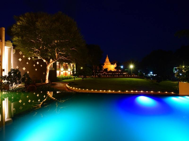 Bagan Hotel Myanmar -Swimming pool